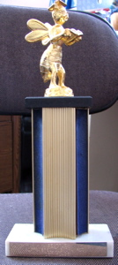 Spelling Bee trophy