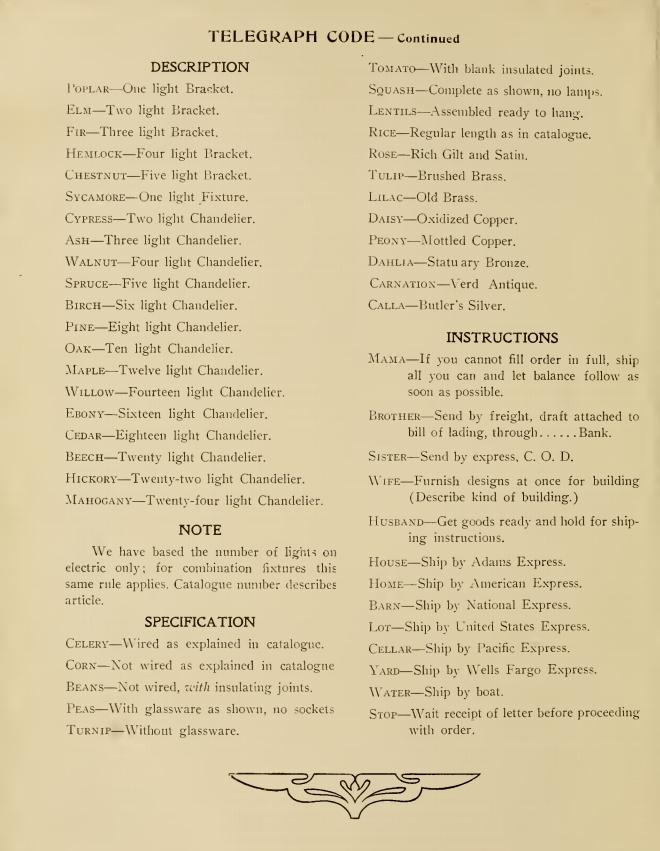 telegraph code 2