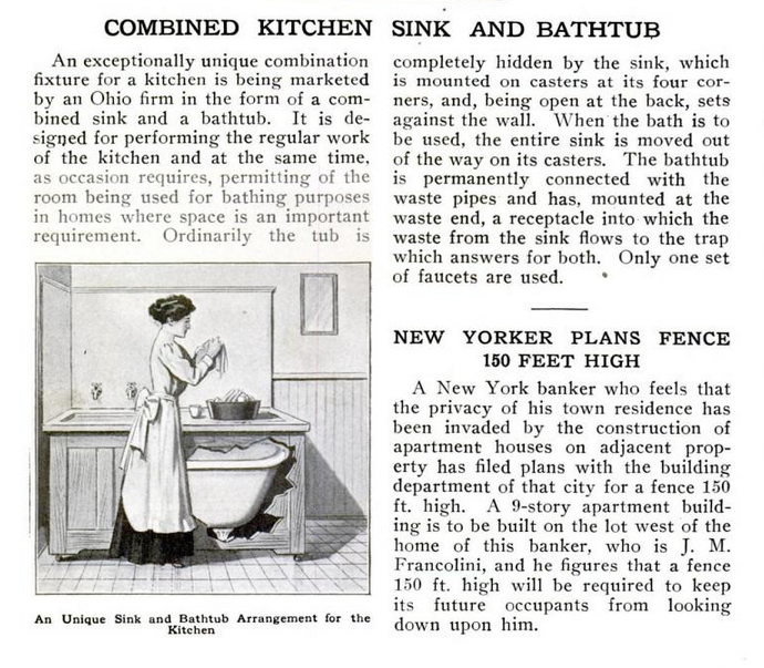 Popular Mechanics, November 1911 issue.