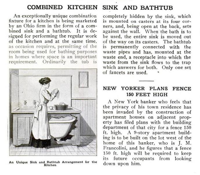 Popular Mechanics, November 1911 issue.